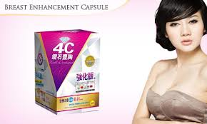 4C Diamond Breast Enhancement Capsule