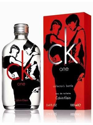 Calvin Klein CK One Collector Bottle 2008