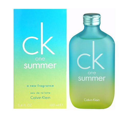 Calvin Klein CK One Summer 2006