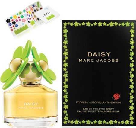 Daisy Sticker Edition Marc Jacobs