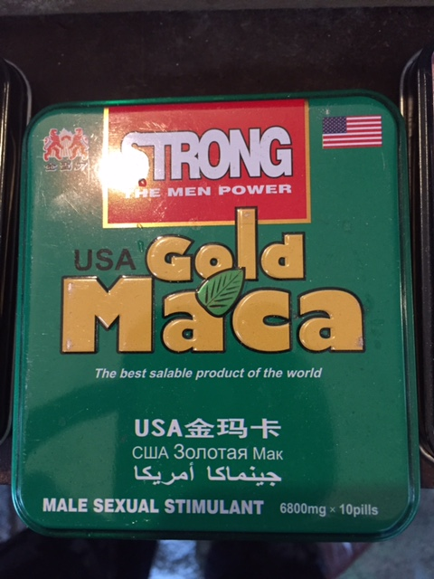 Strong Maca Gold USA