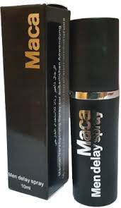 Maca Delay Spray