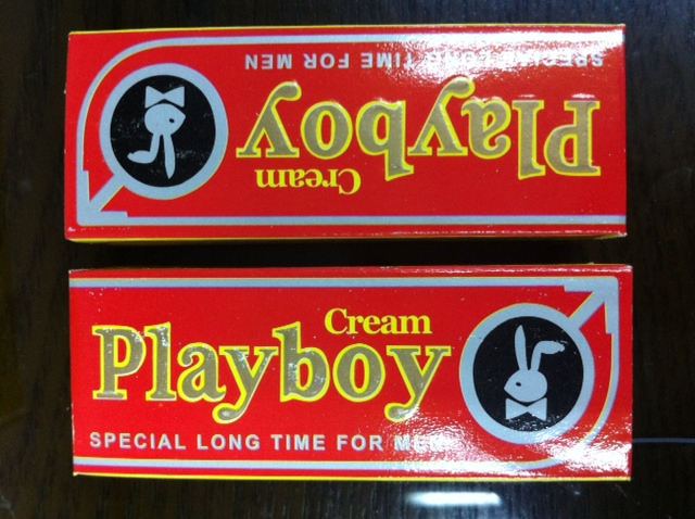 PlayBoy Stay Long Special Cream