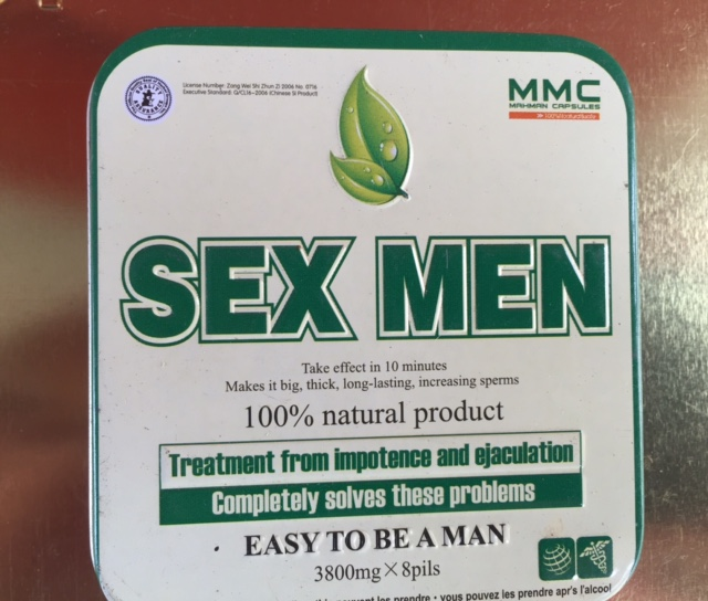 Sex Men Pills