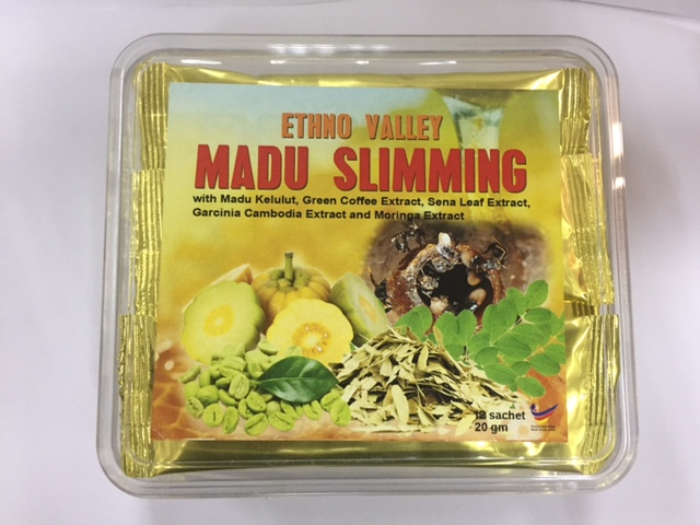 Madu Slim / Slimming Honey