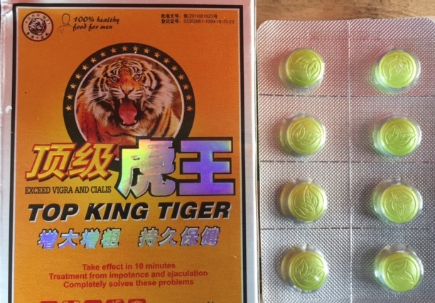 Top King Tiger Tablets