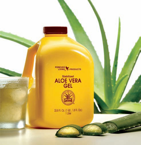 Aloe Vera Gel Drinks Jus