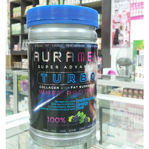 Auramen Supper Advance Turbo Collagen
