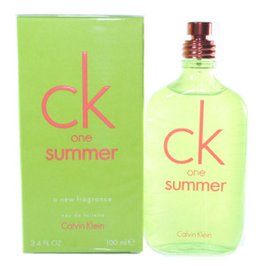 Calvin Klein CK One Summer 2012