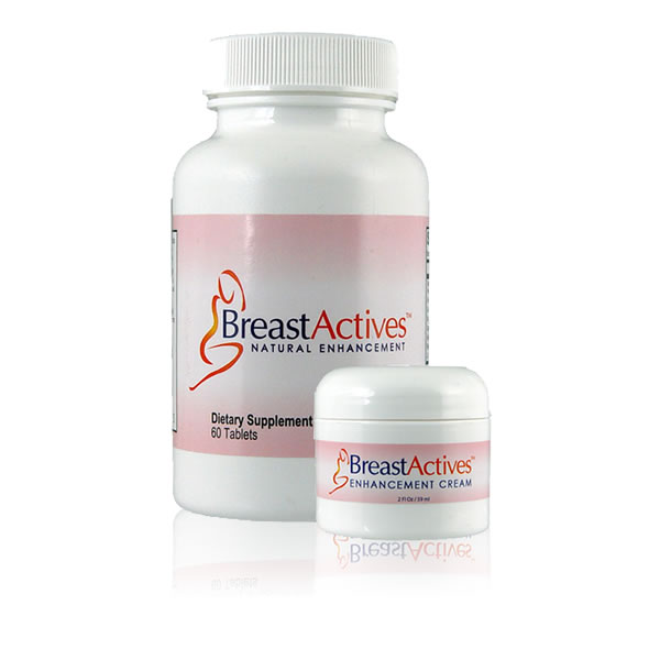 Breast Actives Package