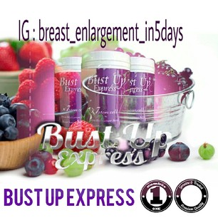 Bust Up Express 7x Stem Cell - Breast