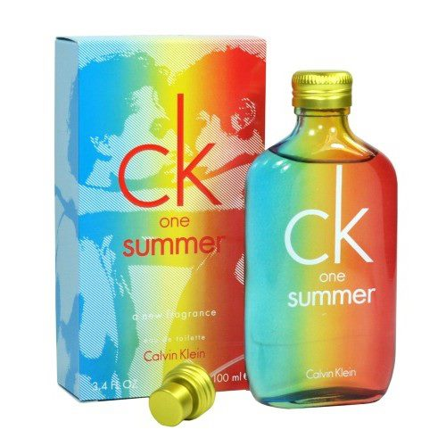 Calvin Klein CK One Summer 2011