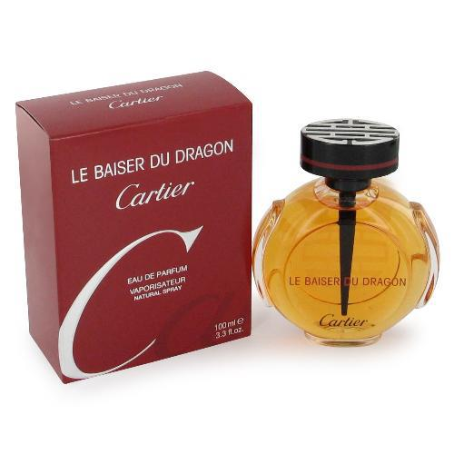Cartier -Le Baiser Du Dragon Cartier