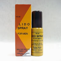 Lido Delay Spray