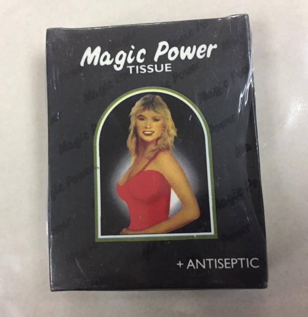 Magic Power Tissue