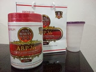 Aura Beauty Perfect ABP26 - Red