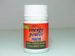 Energy Power Man Capsules