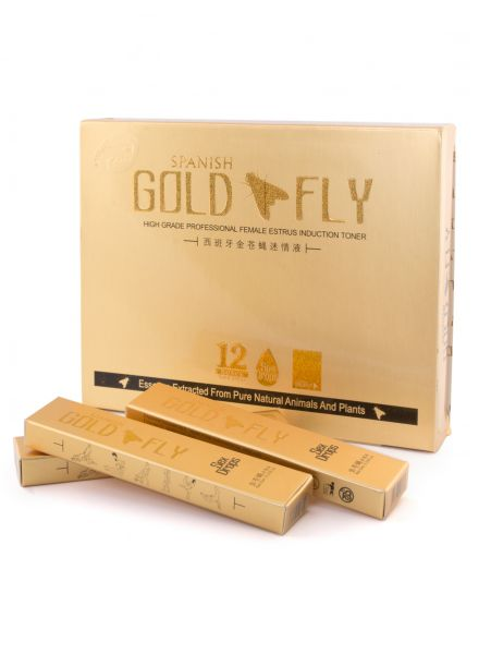 Spanish Gold Fly - 3
