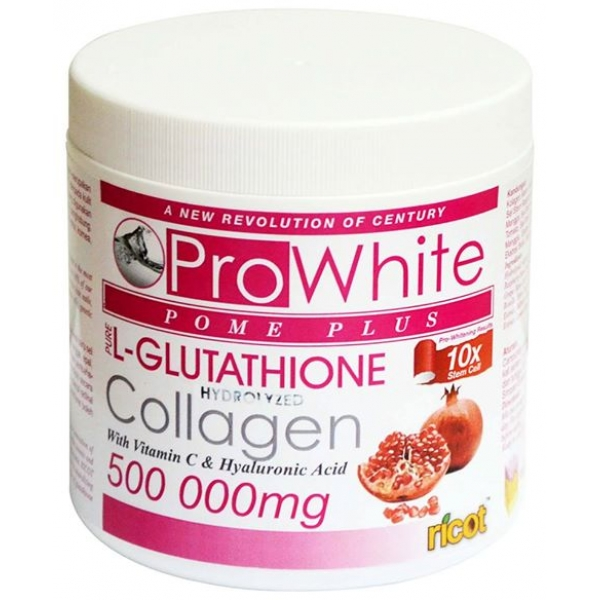 Pro White Collagen Pome Plus
