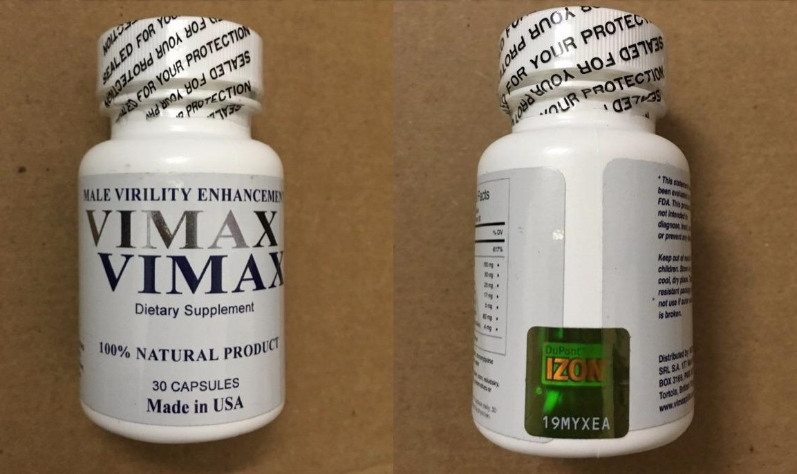 Vimax with Code From Canada