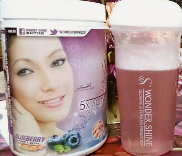 Wonder Shine Collagen
